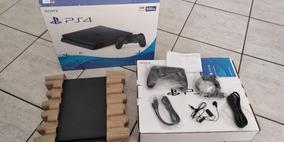 Console Playstation 4 Slim 500 Gb Leia O Anuncio Com Atençao