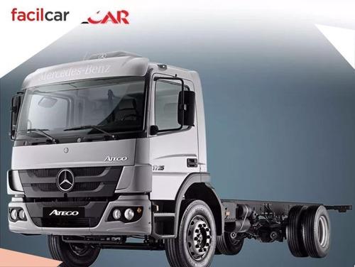 Mercedes-benz Atego 2428/48 2020 0km