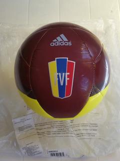 Balón Fútbol adidas De La Vinotinto Para Niños N°4 Oferta35$