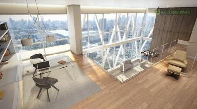 Apartamento Com 4 Dormitórios À Venda, 385 M² Por R$ 5.952.970 - Batel - Curitiba/pr - Ap0424