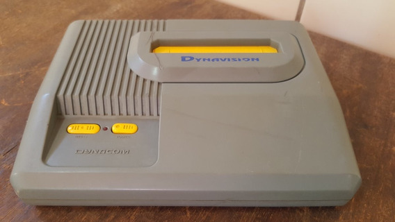 Console De Video Game Dynavision Dynacom