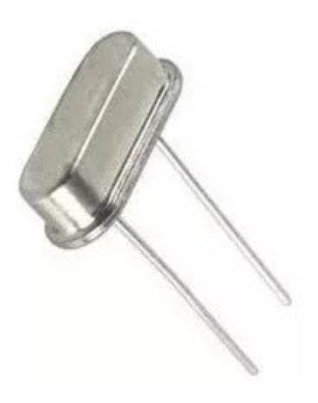 5 Unidades Cristal Oscilador 10mhz Microcontrolador Pic 80xx