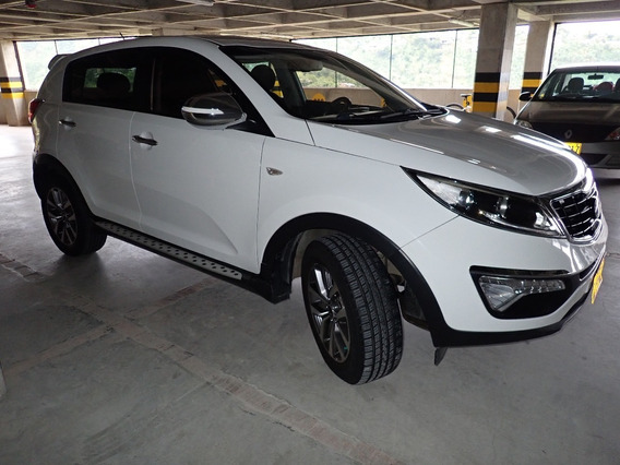 Kia New Sportage Revolution Lx Automatica, Version De Lujo