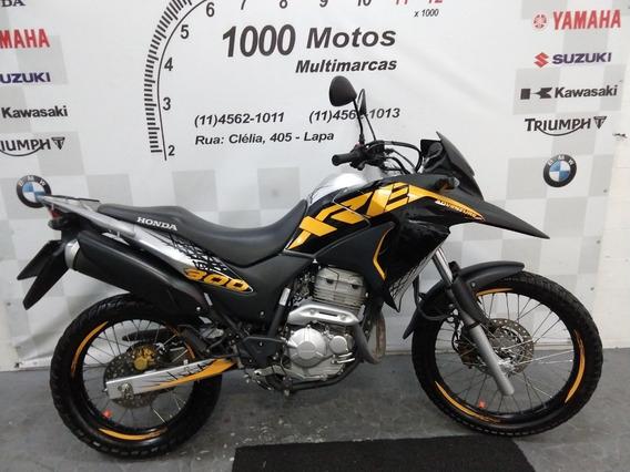 Honda Xre 300 Abs Adventure 2018 Novinha Aceito Moto