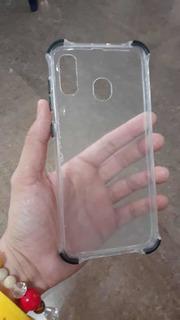 Forros Acrílicos Transparentes Samsung A10, A20 Y A30