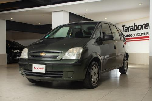 Chevrolet Meriva Gl Plus 1.8 Sohc Taraborelli Seleccionado