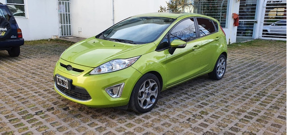 Ford Fiesta Kinetic Titanium 1.6