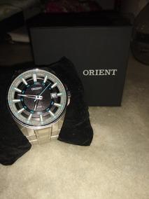 Relógio Orient Original Puro Aço (usado)