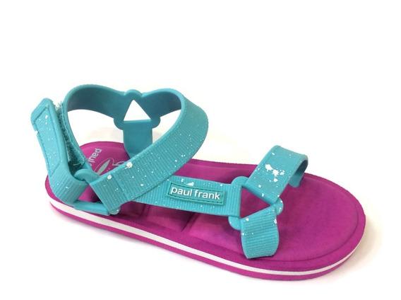 Zapatos Originales Paul Frank Niñas - Pfs160209b - Aquafucs