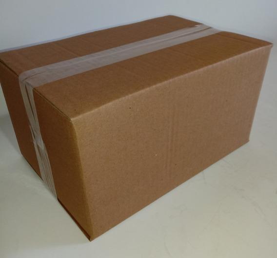 Caixas Papelão Correio Sedex/pac - 30 X 20 X 15 - Kit 40 Un.