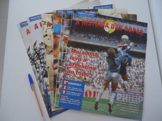 A História Das Copas Folha De São Paulo Ano 1994 5 Fascículo