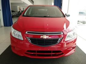 Chevrolet Onix 1.0 Mpfi Lt 8v Flex 4p Manual 2016/2016