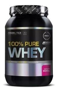 100% Pure Whey 900g - Probiótica - Promoção!!!