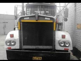 Camion Plataforma Torton Kenworth