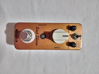 Pedal Mooer Soul Shiver Chorus Vibrato Rotary Multi