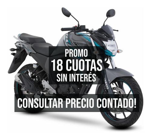 Yamaha Fz16 Fz 16 Fi 150 D 18 Ctas Fijas $19300 Ver Contado