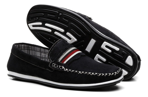 Kit 3 Pares Mocassim Casual Masculino Dockside 40% Off