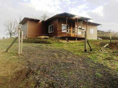 Casa Nueva En Las Afueras De La Ciudad