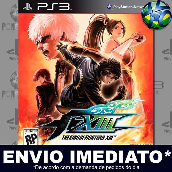 The King Of Fighters Xiii 13 Ps3 Psn Jogo Em Promoção Play 3