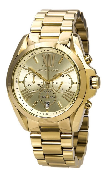 Reloj Michael Kors Mujer Bradshaw Mk5605 Original Importado
