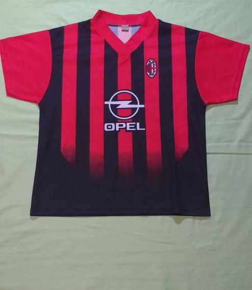 Camiseta De Futbol Milan