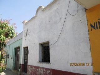 Casa Venta En Oblatos.