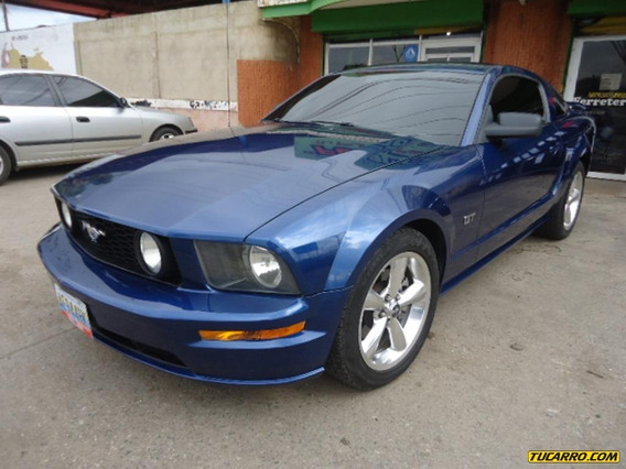 Ford Mustang Gt Aut