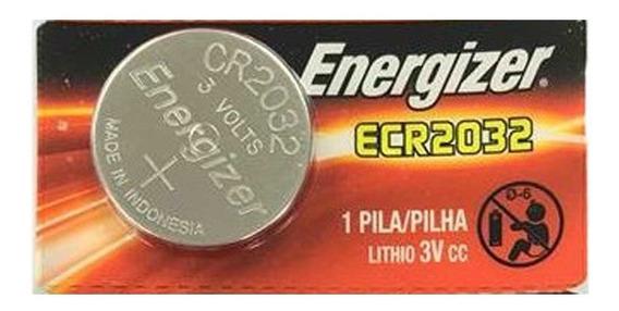 Pila Boton Cr2032 3v Energizer Lithium X1 - La Roca - Cuotas