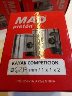 Kit Mad. Kayak 150cc. Varias Medidas. Aros P13 Competicion