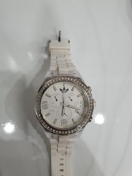 Relógio adidas Branco.