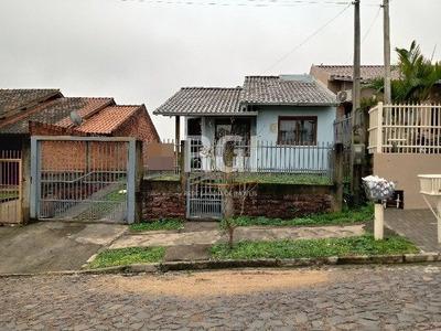 Casa Em Arroio Da Manteiga Com 2 Dormitórios - Vr28846