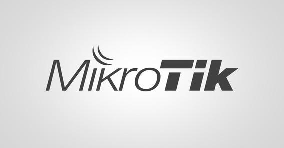 Consultoria E Configuração Mikrotik Loadbalance,ospf,vpn,bgp