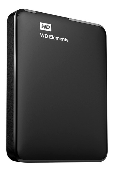 Disco Duro Externo Wd Elements Portable 1tb Portatil