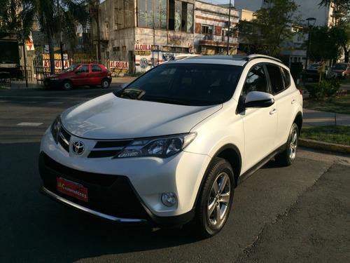 Toyota Rav4 2.5 At Vx 4x4 Cuero L/13