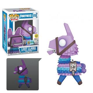 Funko Pop Fortnite Loot Llama Figura Original Coleccionable