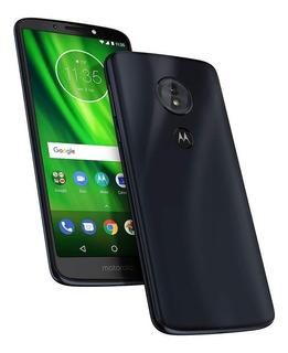 Celular Motorola Moto G6 Play 32gb/3gb Com Biometria + Capa
