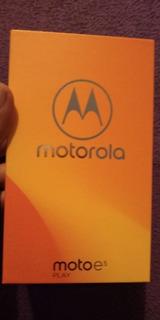 Moto E5 Play Dorado
