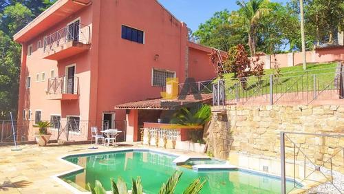 Chácara Com 6 Dormitórios À Venda, 5220 M²  - Joaquim Egídio - Campinas/sp - Ch0634