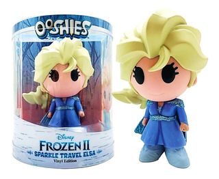 Muñecos Frozen 2 Ooshies Original Tapimovil Disney Lelab