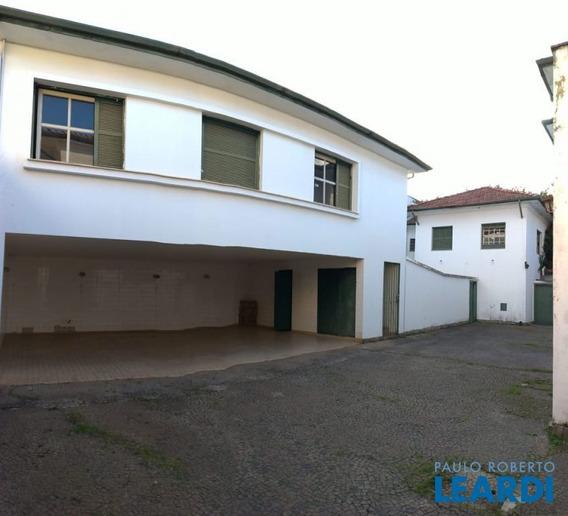 Casa Assobradada - Jardim Paulista - Sp - 590382