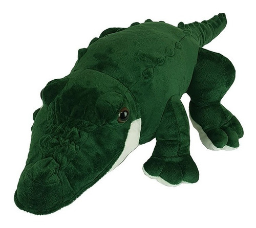 Imagem 1 de 4 de Crocodilo - Jacaré De Pelúcia 52cm