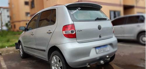 Volkswagen Fox 2008 1.6 Route Total Flex 5p