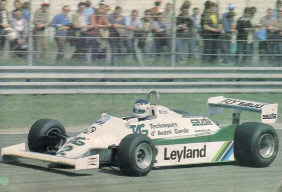 Postal Formula 1 - Reutemann
