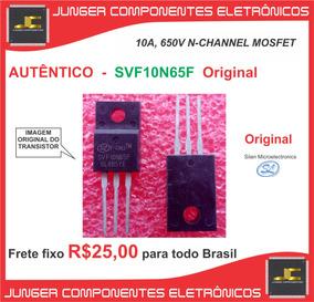 Transistor Mosfet Svf10n65f-svf10n65f - Svf10n65f - 10n65