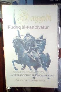 Sayyidy El Cid, Caballero, Libro Original Nuevo