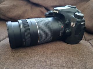 Camara Profesional, Canon 70d