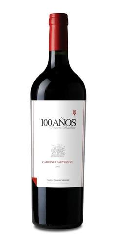 4 Botellas Vino 100 Años (reserva Familiar)