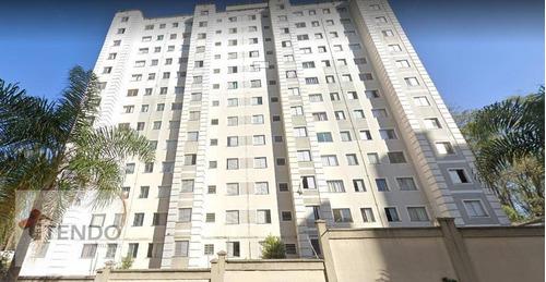 Imagem 1 de 15 de Apartamento 55 M² - Venda - 2 Dormitórios - Parque São Vicente - Mauá/sp  - Ap2342