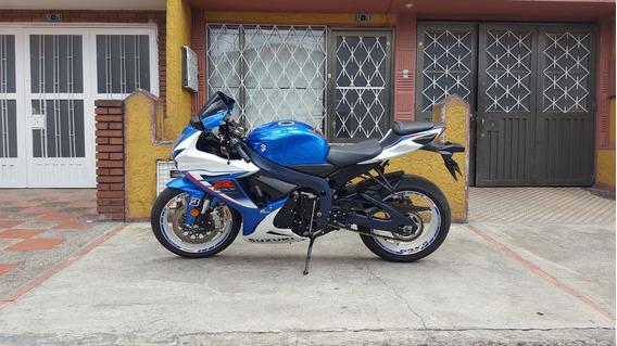 Suzuki Gsxr 600 Perfecto Estado Aproveche