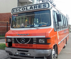 Mercedez Benz 814